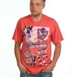 2 новые футболки по цене одной