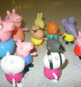 Свинка Пеппа и ее друзья