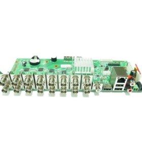 Видерегистратор HD 16-ти канальный новый