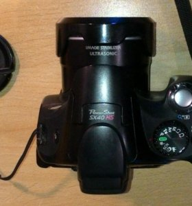 Фотоаппарат Canon PowerShot SX40 HS б/у