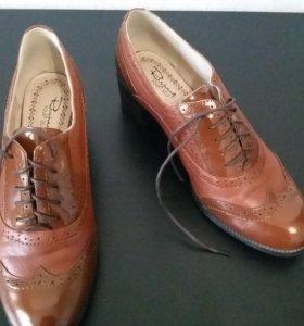 Туфли.Ботильоны.Новые