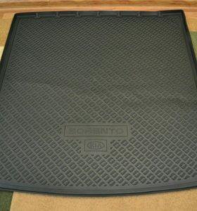 Оригинальный коврик багажника KIA Sorento Prime
