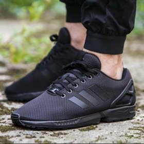 Adidas Zx Flux Black 41-45