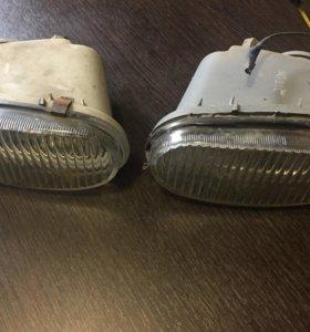 Противотуманные фары Chevrolet lanos