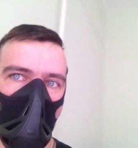 Оригинальная маска Phantom для тренировок