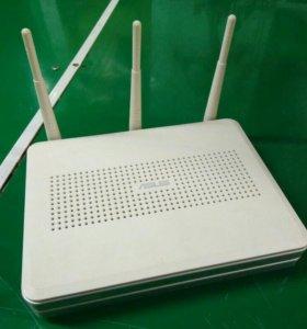 ADSL роутер Asus