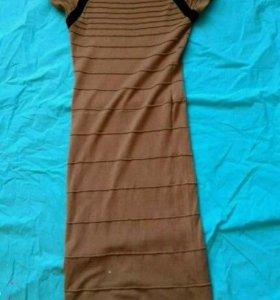 Платье, джинсовый сарафан, джинсовая юбка