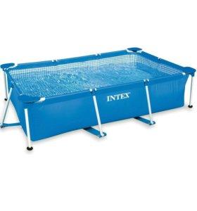 Каркасный бассейн 2.6#1.6#0.65