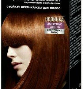 Syoss краска стойкая крем-краска для волос