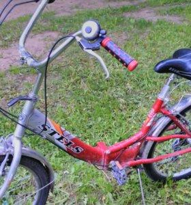 Велосипед stels pilot 850