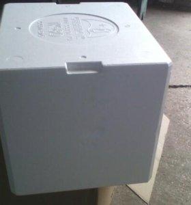 Холодильник из пенопласта термо новый