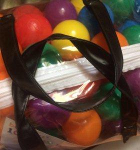 Набор шаров пластмасс! Новые!