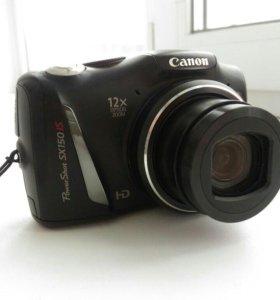 фотоаппарат Canon PowerShot sx 150 is