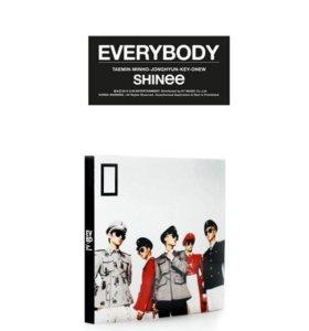 SHINee - Everybody album