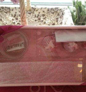 Подарочный набор свечи новый