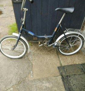 Велосипед Аист.