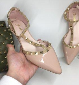 Балетки Valentino