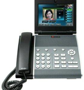 IP видео телефон Поликом 1500D