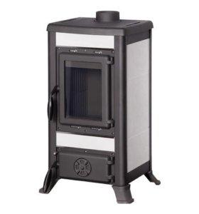 Печь чугунная KLEMENS FIRE WAY 8 кВт
