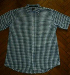 Рубашка James Pringle клетка Л ХЛ