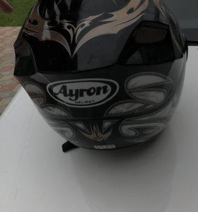 Мотошлем Ayron helmet