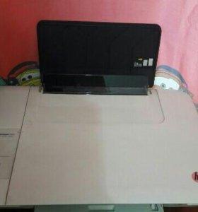 Принтер, ксерокс и сканер