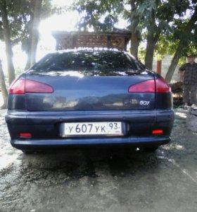 Peugeot 607, 2005