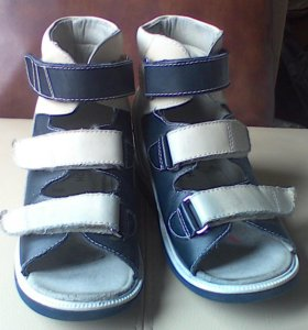 Ортопедические сандалии Ортодон размер 33