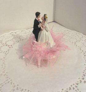 Свадебные статуэтки для торта!