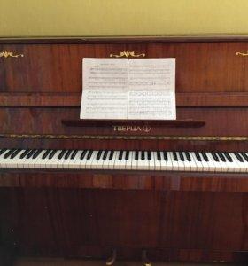 Фортепиано, Пианино