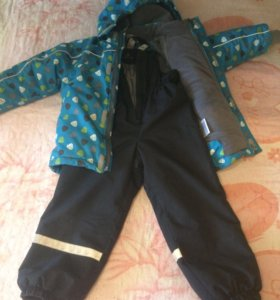 Финский зимний костюм 110-116