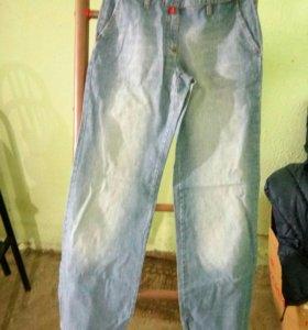 Брюки джинс. женские