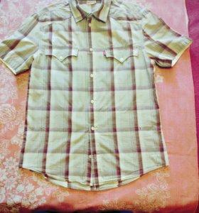 Levi's рубашка (М)