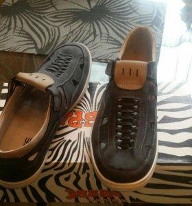 Новые летние туфли р 42
