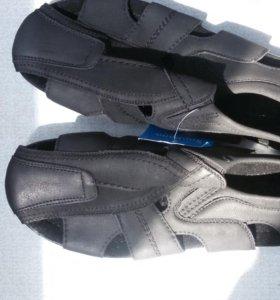 сандали новые мужские