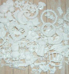 Фигурки из пластика