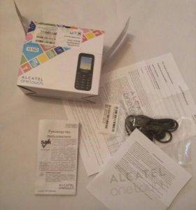 Гарнитура + коробка с доками Alcatel onetouch