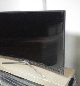 Изогнутый телевизор SAMSUNG со склада