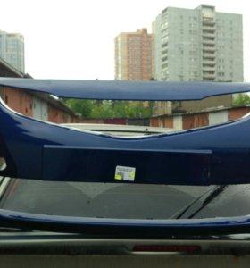 Бампер передний Hyundai Solaris 14-17г.