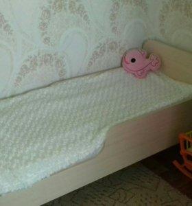 Кроватка детская 60*140
