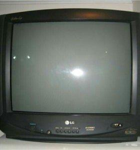 """Телевизор LG """"Golden Eye"""" - CF - 21D31"""