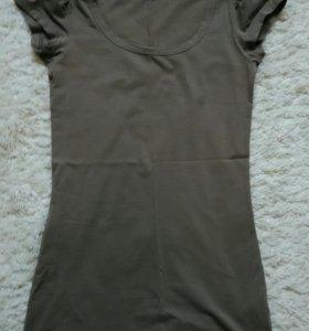 Футболка-платье VeroModa