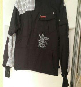 Куртка лыжная мужская р М