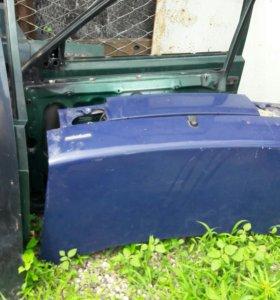 Багажник на Ваз 2110