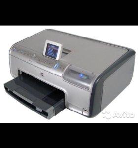 Принтер / фотопринтер HP Photosmart 8253