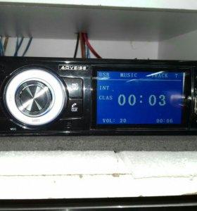Магнитола с USB , SD,AUX