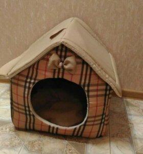 Домик для небольшой собачки