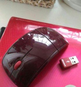 Складная юсб мышь майкрософт
