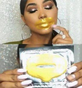 Калогенновая маска для губ