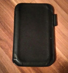 Кожаный чехол Samsung Galaxy S